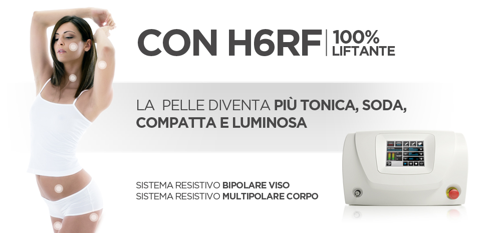 Radio Frequenza H6 RF